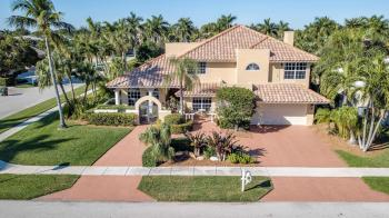 7601 NE Spanish Trail Court, Boca Raton, Florida